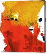 Colorfield Canvas Print