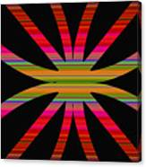 Colorful Abstract 11 Canvas Print