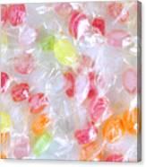 Colorful Candies Canvas Print