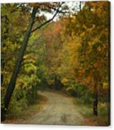 Colorful Country Canvas Print