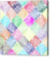 Colorful Geometric Patterns IIi Canvas Print