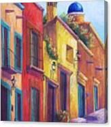 Colorful San Miguel Canvas Print
