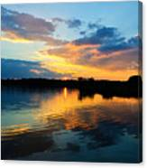 Colorful Serenity Canvas Print
