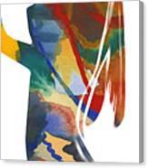 Colorful Shape Canvas Print