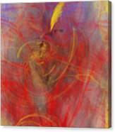 Colorina Canvas Print