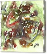 colorlanguage C Canvas Print