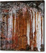 Colors Below A Gold Mine Canvas Print