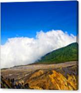 Colors Of Costa Rica Canvas Print