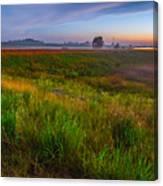 Colors Of Iowa  Canvas Print