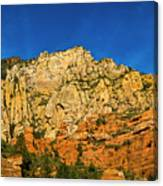 Colors Of The Southwest Canvas Print