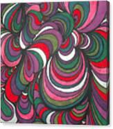Colorway 5 Canvas Print