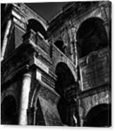Coloseo 3 Canvas Print