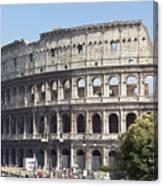 Colosseo I Canvas Print