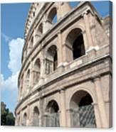 Colosseo Iv Canvas Print