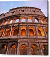 Colosseum - Coliseu Canvas Print
