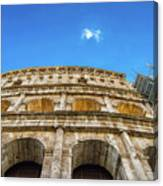 Colosseum Perspective Canvas Print
