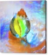 Colour Splash Canvas Print