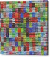 Colour Square 2 Canvas Print