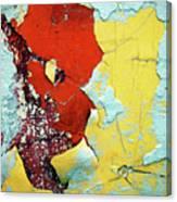 Colour Wars Canvas Print