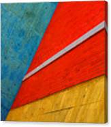 Colours And Shapes Canvas Print