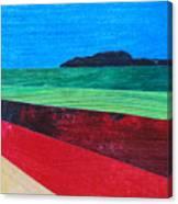 Colours Of Spain Canvas Print