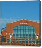 Colts Stadium Canvas Print