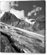 Columbia Ice Field Canvas Print