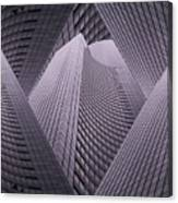Columbia Tower Seattle Wa 2 Canvas Print