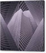 Columbia Tower Seattle Wa 2 Canvas Print