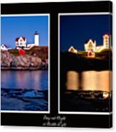 Combined Nubble Canvas Print