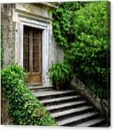 Come On Up To The House Canvas Print