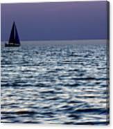 Come Sail Away 6 Canvas Print