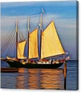 Come Sail Away Canvas Print
