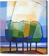 Come Spring Canvas Print