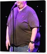 Comedian Ralphie May Canvas Print