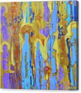 Communion Of Saints Canvas Print