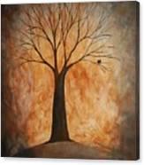 Companionship Canvas Print