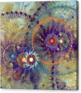 Complexity Is Worrisome Canvas Print