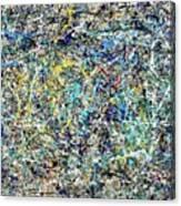 Composition #17 Canvas Print