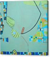 Composition II-07 Canvas Print