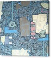 Composition Vii 03 Canvas Print