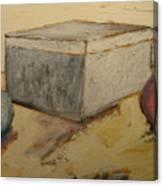 Composizione Canvas Print