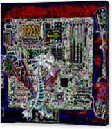 Computer 22 Canvas Print