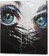 Concealer Canvas Print