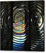 Concentric Glass Prisms Canvas Print