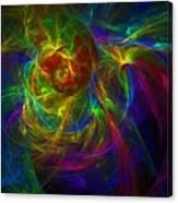 Conceptual Alchemy Canvas Print
