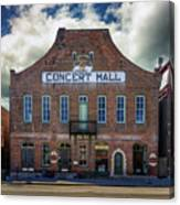 Concert Hall Hermann Mo_dsc3947 Canvas Print