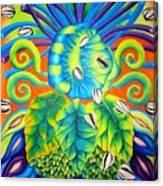Concha Canvas Print