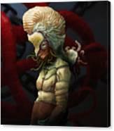 Condemnation Of The Nautilus Canvas Print