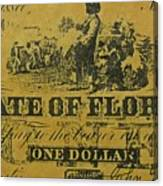 Confederacy  Canvas Print